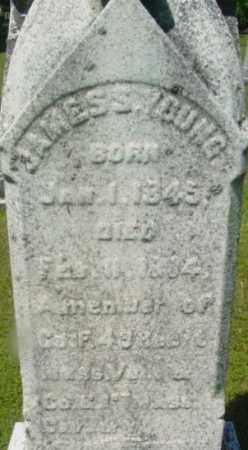 YOUNG, JAMES S - Berkshire County, Massachusetts | JAMES S YOUNG - Massachusetts Gravestone Photos