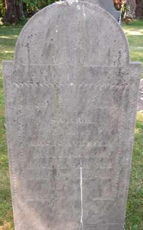AVERELL / SAWYER, SARAH - Essex County, Massachusetts | SARAH AVERELL / SAWYER - Massachusetts Gravestone Photos