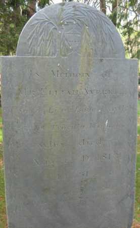 AVERELL, ELIJAH - Essex County, Massachusetts | ELIJAH AVERELL - Massachusetts Gravestone Photos