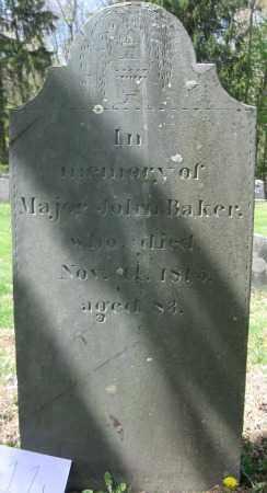 BAKER, JOHN - Essex County, Massachusetts | JOHN BAKER - Massachusetts Gravestone Photos