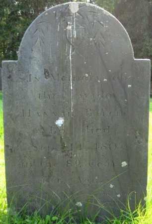 BALCH, HANNAH - Essex County, Massachusetts   HANNAH BALCH - Massachusetts Gravestone Photos