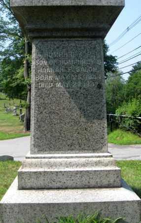 BALCH, HUMPHREY P. - Essex County, Massachusetts | HUMPHREY P. BALCH - Massachusetts Gravestone Photos