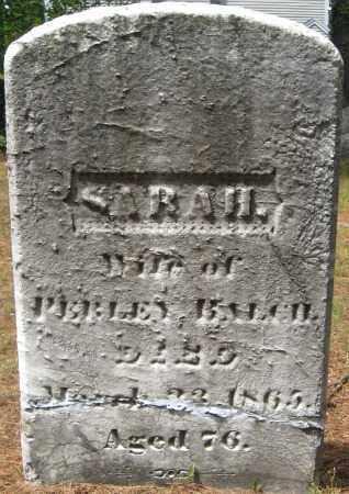 BALCH, SARAH - Essex County, Massachusetts | SARAH BALCH - Massachusetts Gravestone Photos