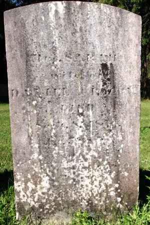 BIXBY, SARAH - Essex County, Massachusetts | SARAH BIXBY - Massachusetts Gravestone Photos