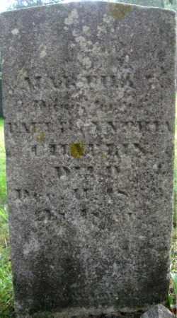 CHAPLIN, MARTHA - Essex County, Massachusetts | MARTHA CHAPLIN - Massachusetts Gravestone Photos