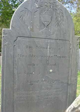 DEXTER, MEHITABLE - Essex County, Massachusetts | MEHITABLE DEXTER - Massachusetts Gravestone Photos