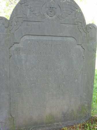 DODGE, HANNAH - Essex County, Massachusetts | HANNAH DODGE - Massachusetts Gravestone Photos