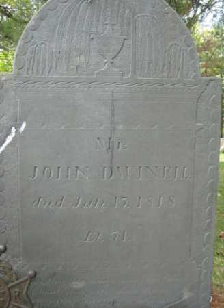 DWINELL, JOHN - Essex County, Massachusetts | JOHN DWINELL - Massachusetts Gravestone Photos