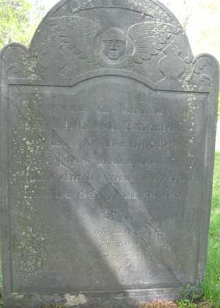 EMERSON, ELIZABETH - Essex County, Massachusetts | ELIZABETH EMERSON - Massachusetts Gravestone Photos