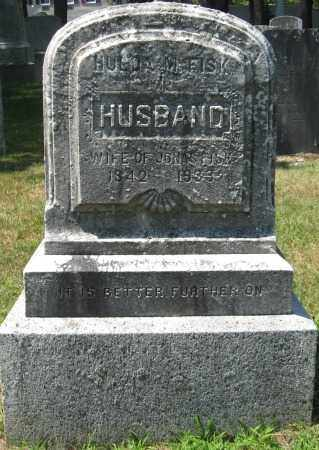 FISK, HULDA - Essex County, Massachusetts | HULDA FISK - Massachusetts Gravestone Photos
