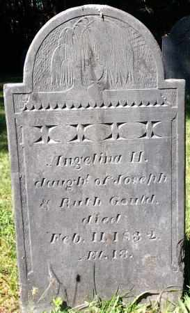 GOULD, ANGELINA H. - Essex County, Massachusetts | ANGELINA H. GOULD - Massachusetts Gravestone Photos