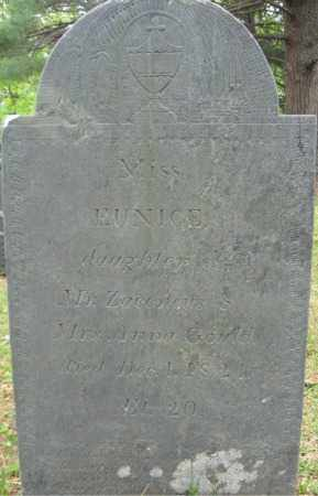 GOULD, EUNICE - Essex County, Massachusetts   EUNICE GOULD - Massachusetts Gravestone Photos