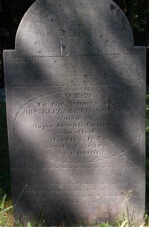 GOULD, ELIZABETHER - Essex County, Massachusetts | ELIZABETHER GOULD - Massachusetts Gravestone Photos