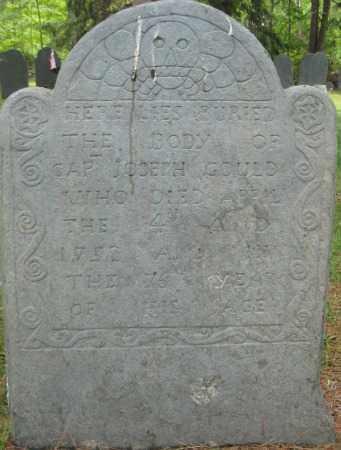GOULD, JOSEPH - Essex County, Massachusetts | JOSEPH GOULD - Massachusetts Gravestone Photos
