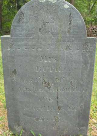 GOULD, RUTH - Essex County, Massachusetts | RUTH GOULD - Massachusetts Gravestone Photos