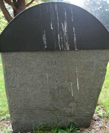 HOWLETT, THOMAS - Essex County, Massachusetts | THOMAS HOWLETT - Massachusetts Gravestone Photos