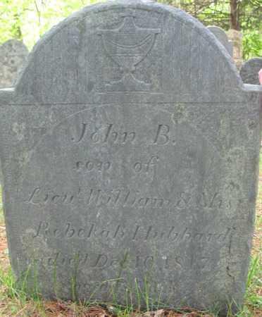 HUBBARD, JOHN B. - Essex County, Massachusetts | JOHN B. HUBBARD - Massachusetts Gravestone Photos