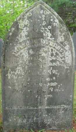HUBBARD, REBECKAH - Essex County, Massachusetts | REBECKAH HUBBARD - Massachusetts Gravestone Photos