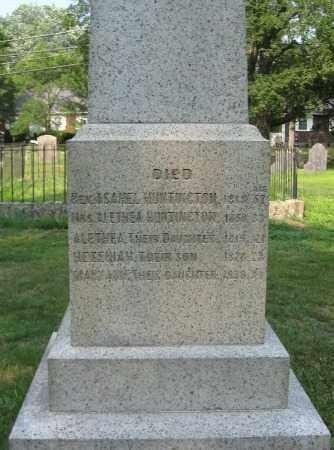 HUNTINGTON, ALETHEA - Essex County, Massachusetts | ALETHEA HUNTINGTON - Massachusetts Gravestone Photos