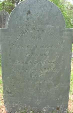 JACKSON, EUNICE - Essex County, Massachusetts | EUNICE JACKSON - Massachusetts Gravestone Photos