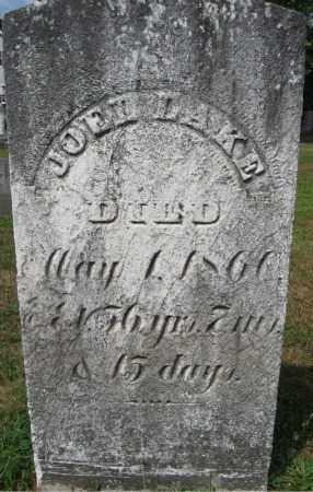 LAKE, JOEL - Essex County, Massachusetts   JOEL LAKE - Massachusetts Gravestone Photos