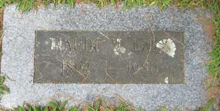 LAKE, MAUDE M. - Essex County, Massachusetts | MAUDE M. LAKE - Massachusetts Gravestone Photos