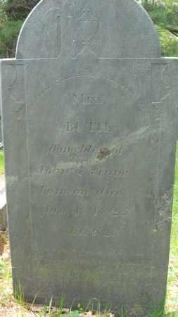 LAMSON, RUTH - Essex County, Massachusetts | RUTH LAMSON - Massachusetts Gravestone Photos