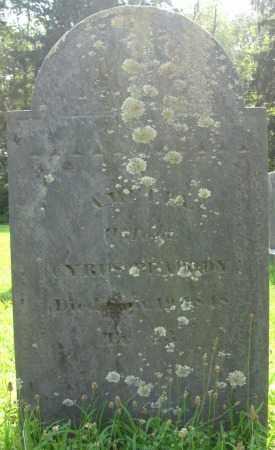 PEABODY, AMELIA - Essex County, Massachusetts | AMELIA PEABODY - Massachusetts Gravestone Photos