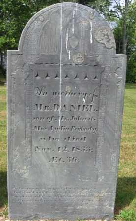 PEABODY, DANIEL - Essex County, Massachusetts   DANIEL PEABODY - Massachusetts Gravestone Photos
