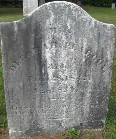 PEABODY, DEBORAH - Essex County, Massachusetts | DEBORAH PEABODY - Massachusetts Gravestone Photos