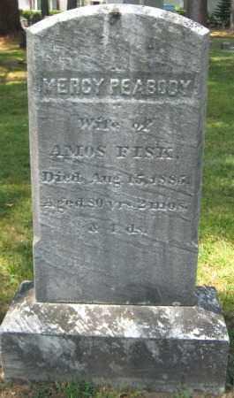 PEABODY, MERCY - Essex County, Massachusetts   MERCY PEABODY - Massachusetts Gravestone Photos