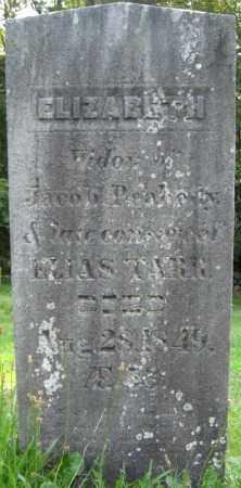 PEABODY TARR, ELIZABETH - Essex County, Massachusetts   ELIZABETH PEABODY TARR - Massachusetts Gravestone Photos