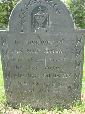 PERKINS, BETTY - Essex County, Massachusetts | BETTY PERKINS - Massachusetts Gravestone Photos