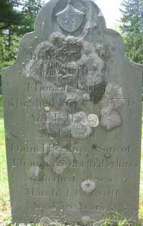PERKINS, MARTHA - Essex County, Massachusetts | MARTHA PERKINS - Massachusetts Gravestone Photos