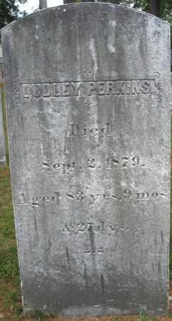 PERKINS, DUDLEY - Essex County, Massachusetts | DUDLEY PERKINS - Massachusetts Gravestone Photos
