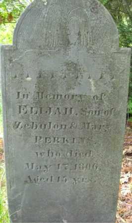 PERKINS, ELIJAH - Essex County, Massachusetts | ELIJAH PERKINS - Massachusetts Gravestone Photos