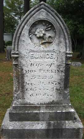 PERKINS, EUNICE - Essex County, Massachusetts | EUNICE PERKINS - Massachusetts Gravestone Photos