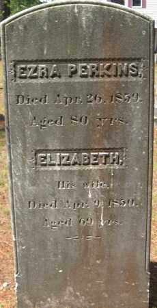 PERKINS, ELIZABETH - Essex County, Massachusetts | ELIZABETH PERKINS - Massachusetts Gravestone Photos