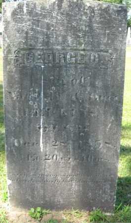 PERKINS, GEORGE C. - Essex County, Massachusetts   GEORGE C. PERKINS - Massachusetts Gravestone Photos