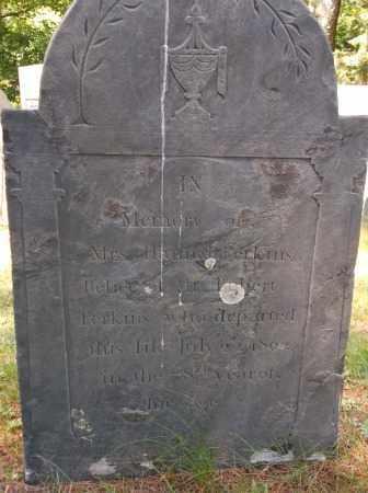 PERKINS, HANNAH - Essex County, Massachusetts | HANNAH PERKINS - Massachusetts Gravestone Photos