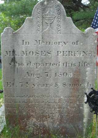 PERKINS, MOSES - Essex County, Massachusetts | MOSES PERKINS - Massachusetts Gravestone Photos