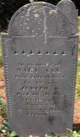 PERKINS, JUDITH - Essex County, Massachusetts | JUDITH PERKINS - Massachusetts Gravestone Photos
