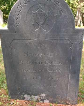 PERKINS (RW), ROBERT - Essex County, Massachusetts | ROBERT PERKINS (RW) - Massachusetts Gravestone Photos