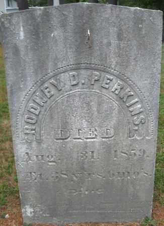 PERKINS, RODNEY D. - Essex County, Massachusetts | RODNEY D. PERKINS - Massachusetts Gravestone Photos
