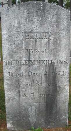 PERKINS, SARAH - Essex County, Massachusetts | SARAH PERKINS - Massachusetts Gravestone Photos