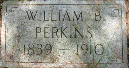 PERKINS, WILLIAM B. - Essex County, Massachusetts | WILLIAM B. PERKINS - Massachusetts Gravestone Photos
