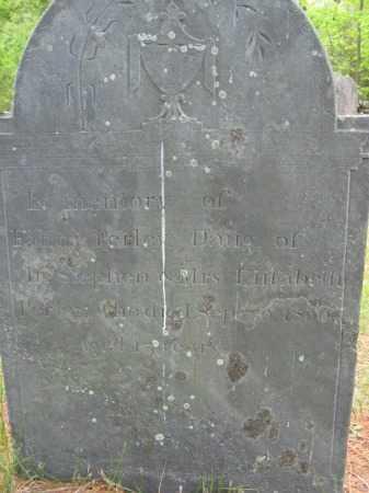 PERLEY, FANNY - Essex County, Massachusetts | FANNY PERLEY - Massachusetts Gravestone Photos