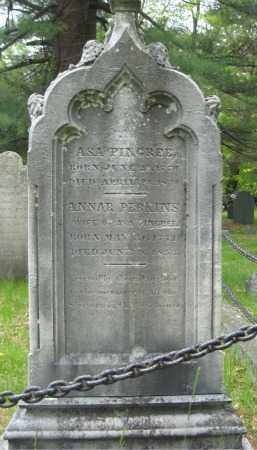 PERKINS PINGREE, ANNAR - Essex County, Massachusetts | ANNAR PERKINS PINGREE - Massachusetts Gravestone Photos