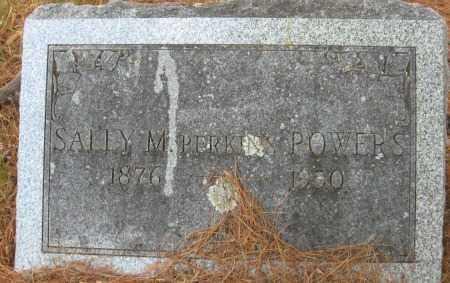 PERKINS, SALLY M. - Essex County, Massachusetts   SALLY M. PERKINS - Massachusetts Gravestone Photos
