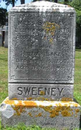 SWEENEY, MILES - Essex County, Massachusetts | MILES SWEENEY - Massachusetts Gravestone Photos